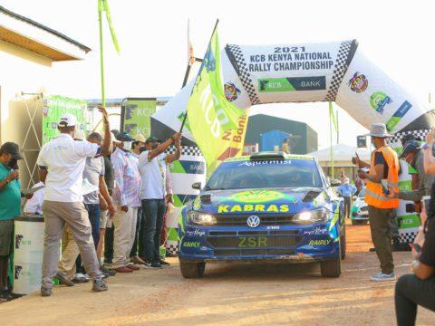 Kwale Governor Mvurya flags off KCB Ramisi Rally