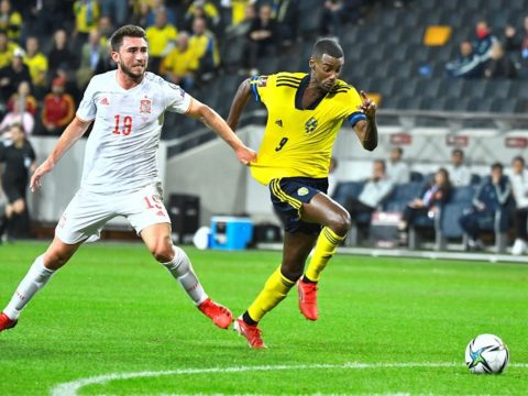 Isak shows Spain the value of a genuine number nine