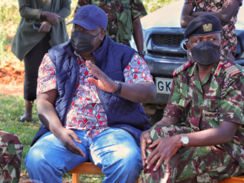Government deploys dreaded GSU, RDU officers to restore calm in Laikipia