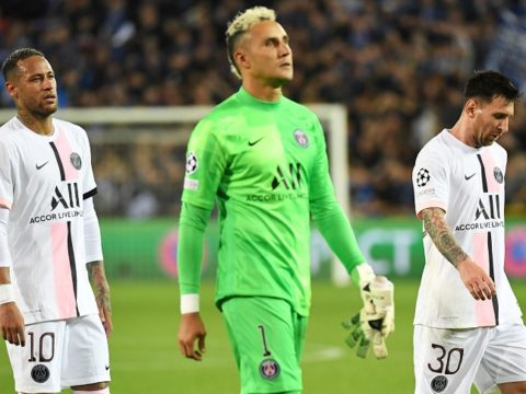 Still a long way to go before Messi and co shine for PSG