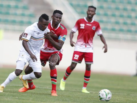 England into top three, Kenya two places up in FIFA men's rankings