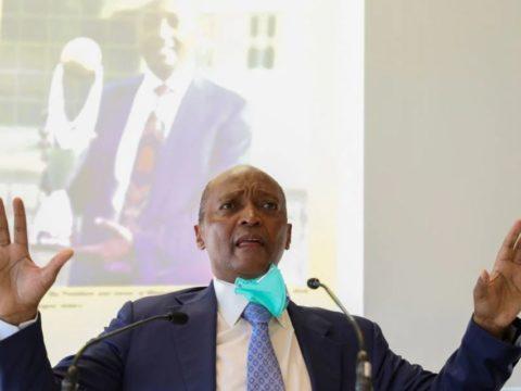 CAF president urges open mindedness on World Cup debate