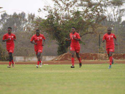 Okere impressed with Starlets preps for Uganda