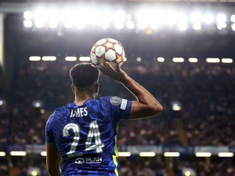Chelsea defender James' medals stolen in burglary at home