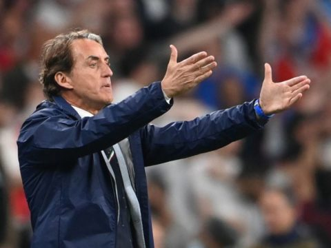 Italy can get better before World Cup, says Mancini