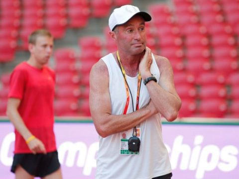 Salazar's four-year ban upheld by CAS