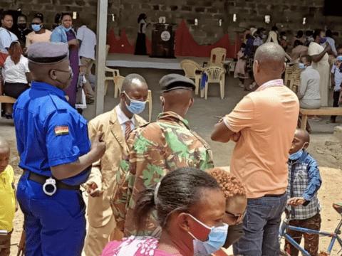 Kirinyaga: One injured after chaos erupt over KAG church leadership