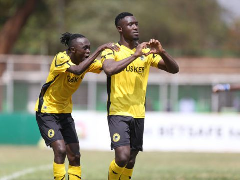Tusker edge Gor in post-match penalties to lift FKF Super Cup