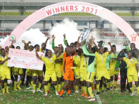 Vihiga Queens plead for quality training field after CECAFA show
