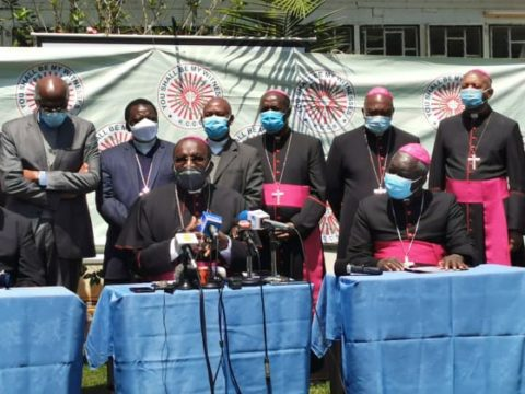 Catholic Bishops oppose calls for removal of IEBC Chair Wafula Chebukati