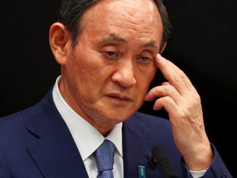 Japan Prime Minister announces intention to step down after less than a year in office