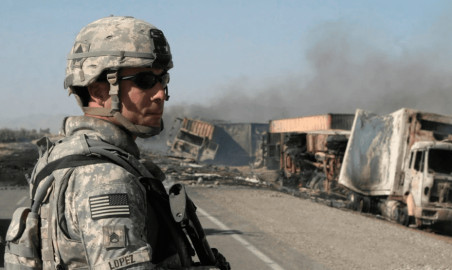 US charges Afghan with killing American troops