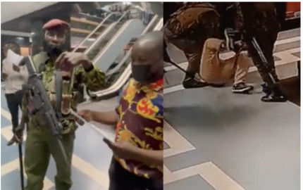 Police defend officers caught on video assaulting activist Boniface Mwangi