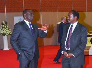 Kalonzo Musyoka downplays DP William Ruto's influence in Mt. Kenya