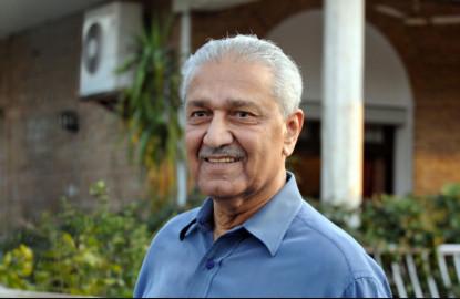 Father of Pakistan's nuclear program Abdul Qadeer Khan dies at 85