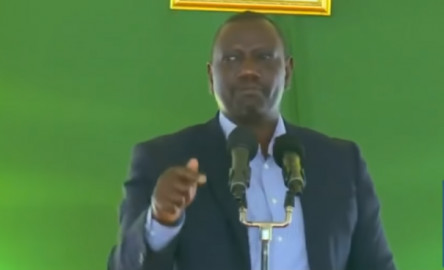 DP Ruto claims cartel at Petroleum Ministry behind the high cost of fuel