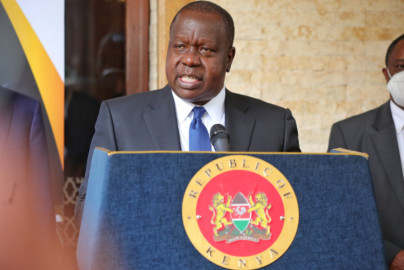 Gov't orders all non-residents within Laikipia's security operation area to leave