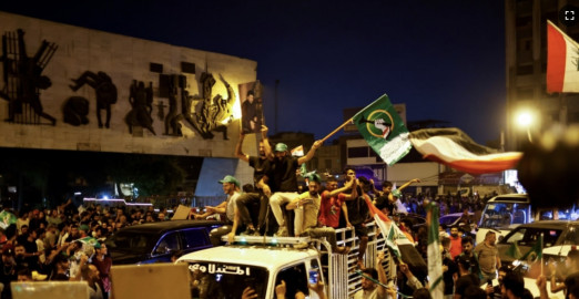 White House congratulates Iraqi government on election