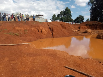 22-year-old woman drowns in open quarry while fetching water