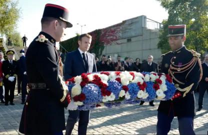Macron condemns 1961 'inexcusable' Paris massacre of Algerians