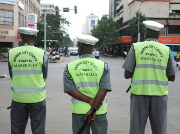 Nairobi County to hire 500 'kanjos' in bid to beef up security