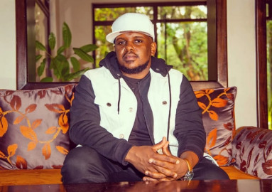 Kenyan musician Nonini launches own sneakers retailing for Ksh.26,000