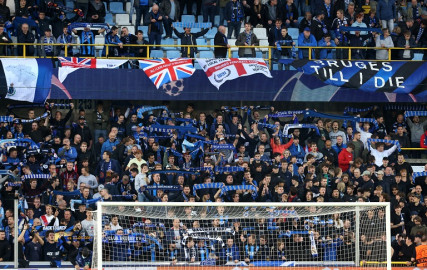 Man City, Brugge condemn attack on fan after Champions League game