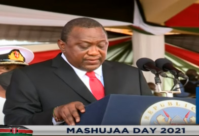 President Kenyatta unveils third Ksh.25 billion stimulus program