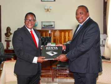 Kenya-Malawi renew bilateral ties with signing of 8 agreements