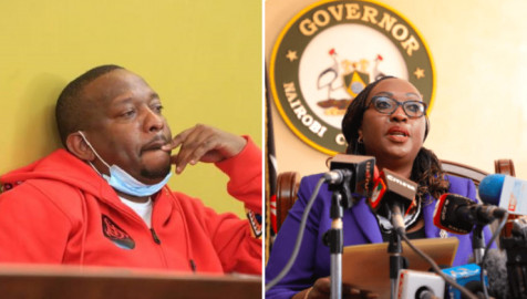Court of Appeal dismisses Sonko's bid to stop Kananu's swearing-in as Governor