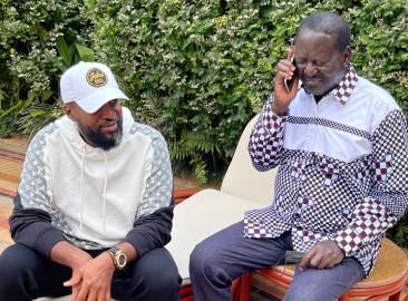 Governor Joho shelves 2022 presidential ambition to support Raila Odinga