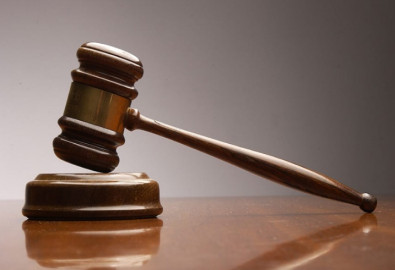 Man jailed for one year for touching another's buttocks