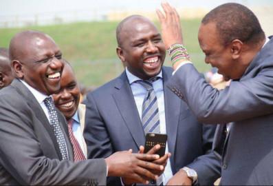 Murkomen accuses Uhuru of neglecting Rift Valley to 'embarrass, punish' DP Ruto