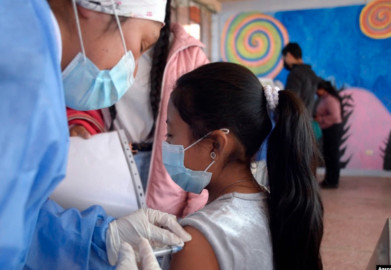 China to Vaccinate Children Aged 3 and Up as Cases Spread