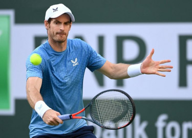 Murray bags first win over top 10 opponent in more than a year