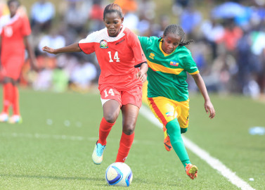 Kanyi advises FKF to maximise on experienced players, friendlies in AWCON qualifiers