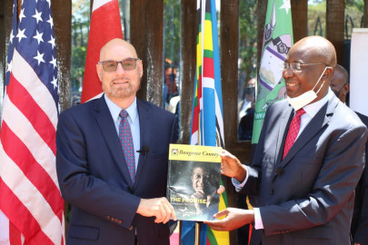 Bungoma County and USAID sign MoU on Healthcare, Agriculture