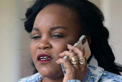 'Welcome to UDA, but I'm still coming for your seat!' Ngirici tells Governor Waiguru
