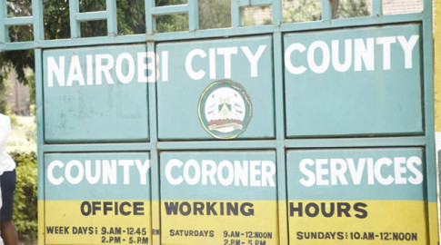 Nairobi: NMS set to despose 164 unclaimed bodies within 7 days