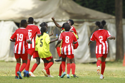 Ulinzi Starlets to unveil five ahead of the new season