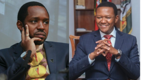 Boniface Mwangi barred from publishing defamatory material against Governor Mutua