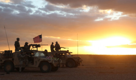 Iran believed to be behind attack on U.S troops in Syria