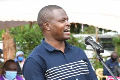 Ndindi Nyoro: We're now refugees in a government that we formed courtesy of Raila and his team