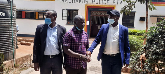 Machakos: Man arrested for conning couple Ksh.11 million