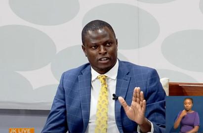 'UDA's bottom-up ideology drew in Governor Waiguru,' says MP Ndindi Nyoro