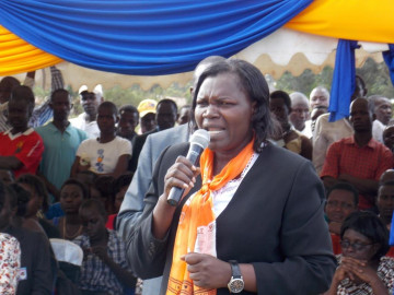 To work effectively, MPs need a degree, extensive experience in relevant fields: Migori Woman Rep Dr. Pamela Odhiambo