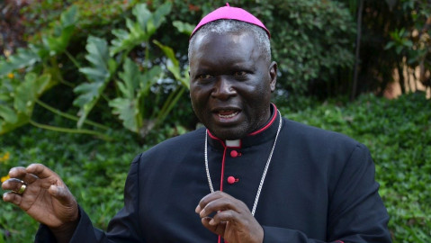 Pope Francis appoints Archbishop Phillip Anyolo to head Catholic Archdiocese of Nairobi
