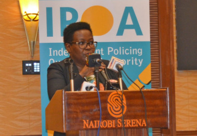IPOA launches probe on alleged involvement of police in murder of three people
