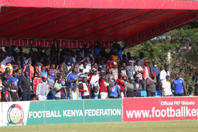 Musa lauds gov't for lifting ban on fans at stadiums
