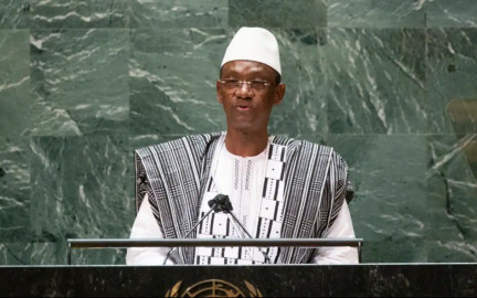 Mali seeking 'better ways' to contain terrorism
